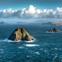 Skellig Island Photography